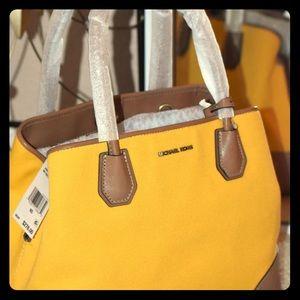 New designer handbag